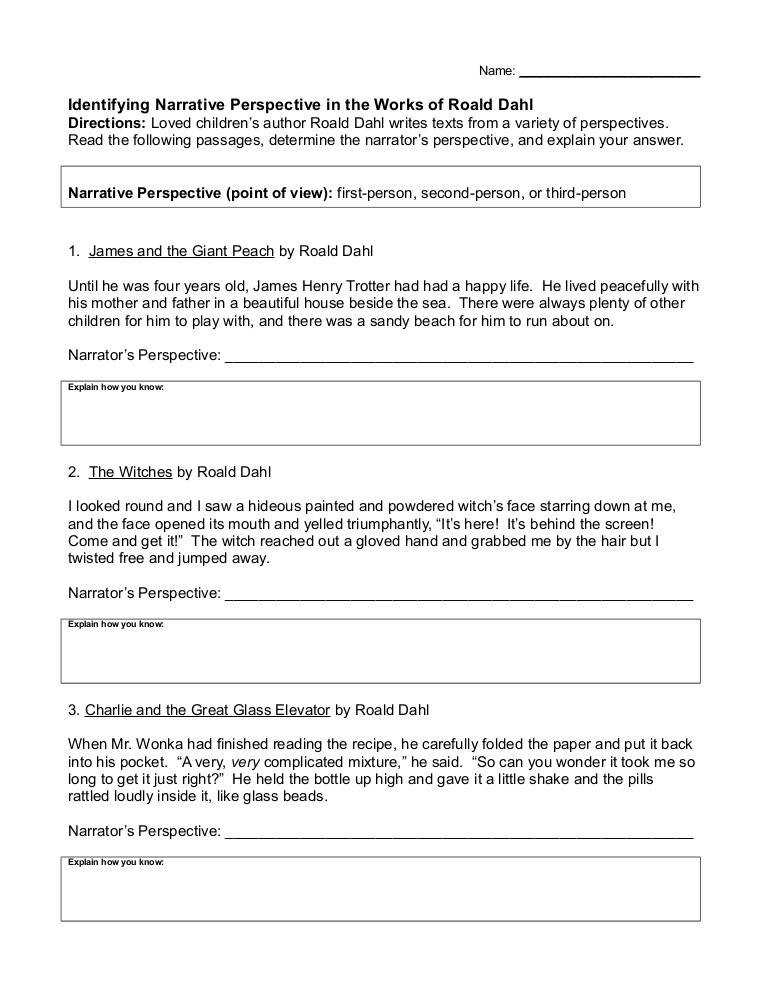 point of view worksheet 51 thumbnail 4