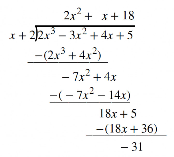 Use Synthetic Division To Divide Polynomials College Algebra Polynomial Long Worksheet Kuta Cnx Precalc Revised Polynomial