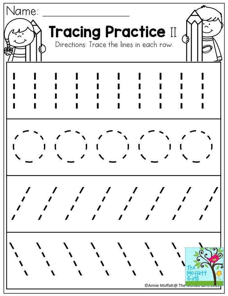 Pre Kindergarten Worksheets | Homeschooldressage.com