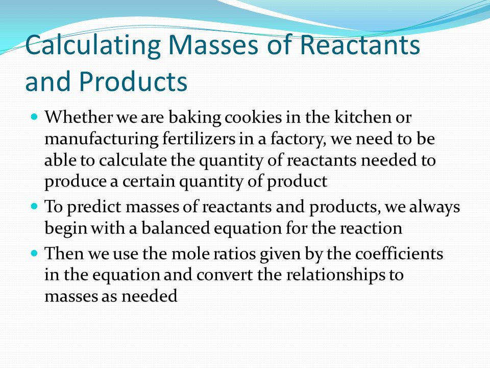 Predicting Products Of Chemical Reactions Worksheet ...