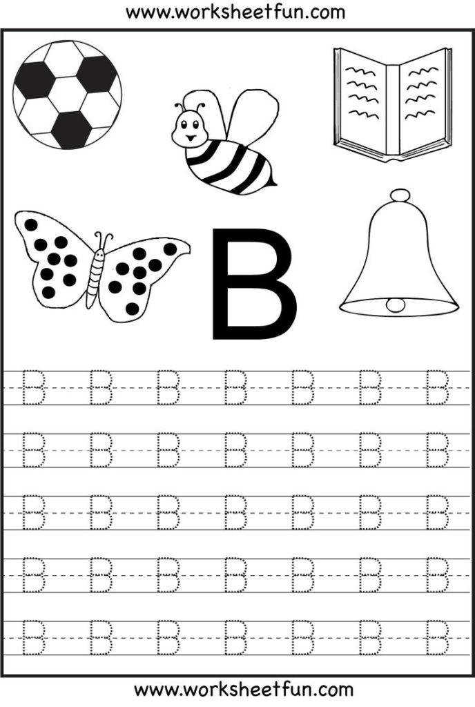 1000 Ideas About Letter Tracing Worksheets Pinterest