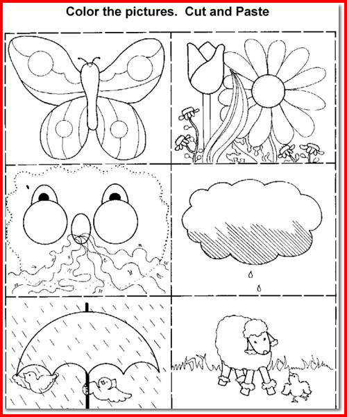 Preschool Worksheets Preschool Worksheets Age 4 Free Math