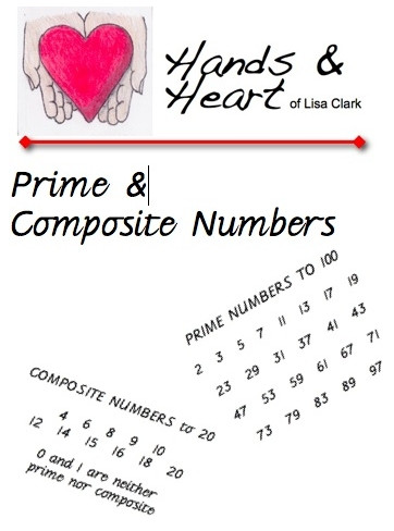 Free Math Worksheets Prime and posite Numbers