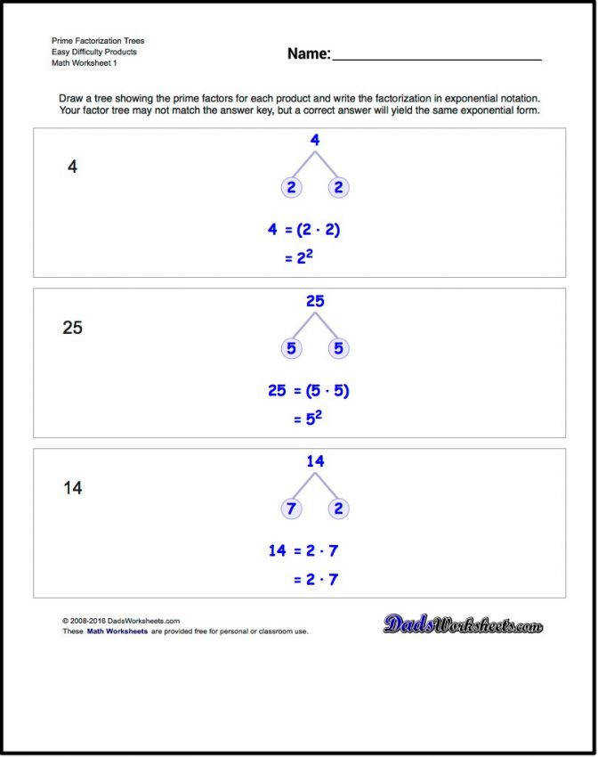 Prime Factorization Worksheets These Require Trees To Least mon Multiples 5th Grade Bd4bb4d09dafd c763b23e Least mon Multiples