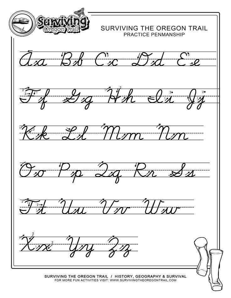 Bunch Ideas of Printable Cursive Writing Worksheets With Additional Resume Sample