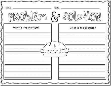 problem and solution essay ideas Ideas Collection Problem Solution Worksheets Grade In Proposal