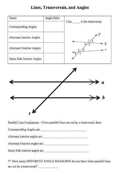 Intelligence Rated Proving Lines Parallel Worksheet With Answers Proving Lines
