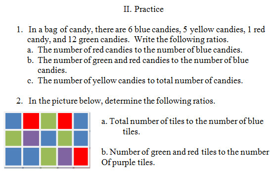 worksheet sample problem problme1