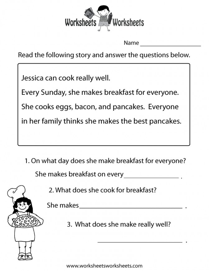 Reading prehension Worksheets 4th Grade Wallpapercraft 3 Reading prehension Worksheets For 3rd Grade Multiple Choice Worksheet