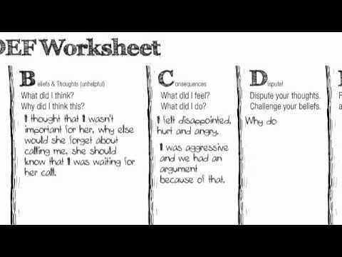 Chapter 1 Practical Lesson ABCDEF Worksheet