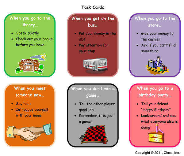 Collection of Solutions Reciprocal Teaching Task Cards Example