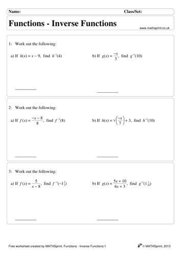 Worksheets Domain And Range A Function Worksheet domain and range of a function worksheet delibertad