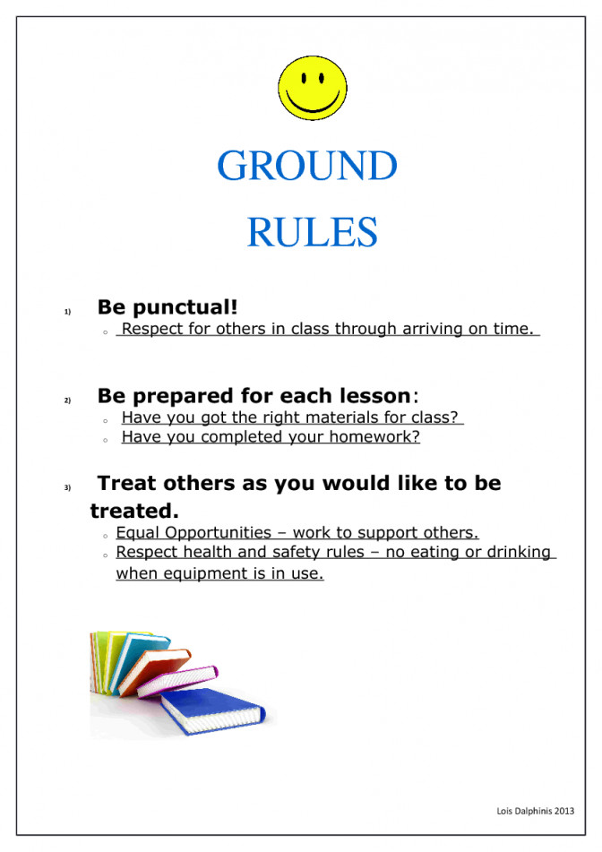 102 Free Classroom Management And Discipline Worksheets Ground Respect Lesson Plans For Middle School Lesson