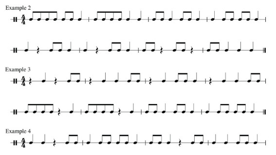 Rhythm Worksheets for Music Class 5 plete Sets