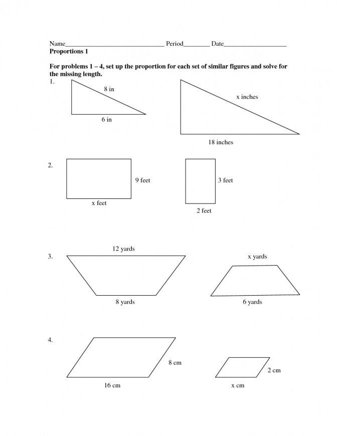 Independent Practice Math Worksheet Dilations And Scale Factors 3rd Grade Factor Worksheets 1 Factors Maths Worksheets