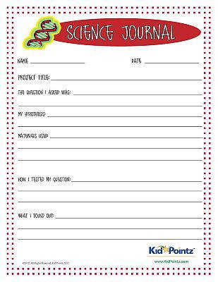 Our science worksheet provides a clear outline for children to report their science experiments From the question they originally asked to the process
