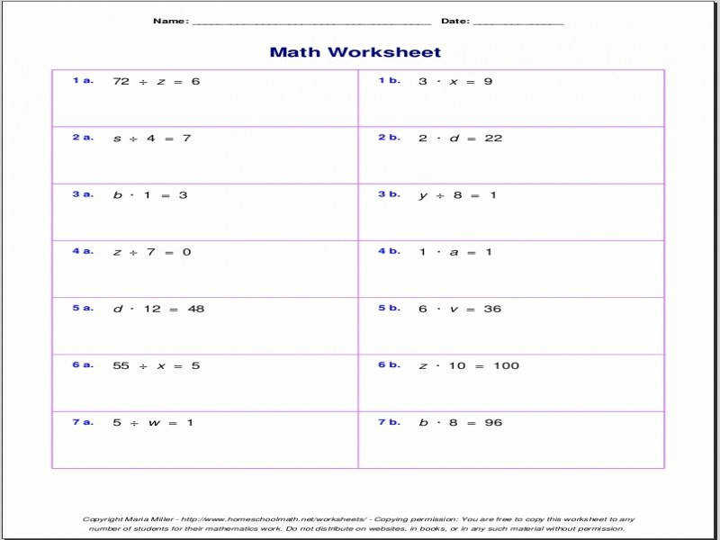 Scientific Notation Multiplication And Division Worksheet Worksheets
