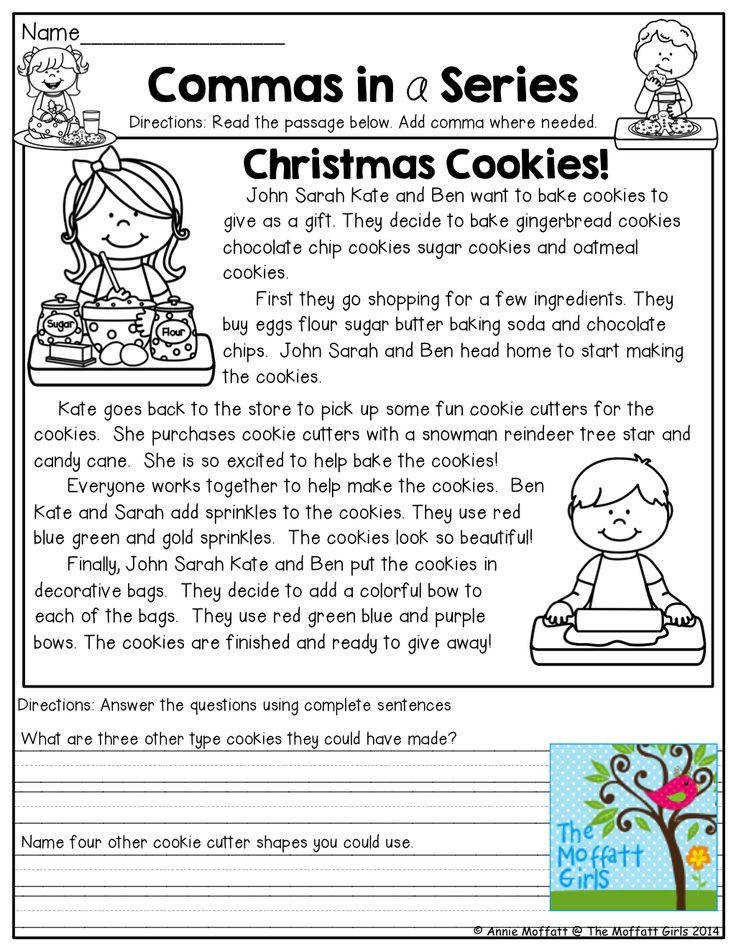 mas in a Series and TONS of other great printables for 2nd Grade