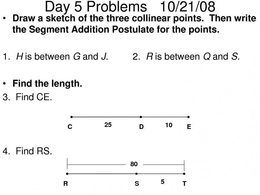 Segment Addition Worksheet Facialreviveserum