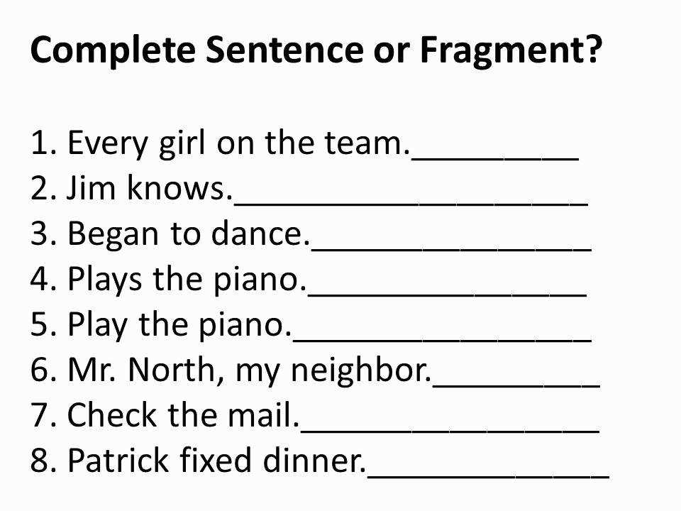 Run Sentences Worksheet Awesome Sentence Fragment Worksheet Fts Efo