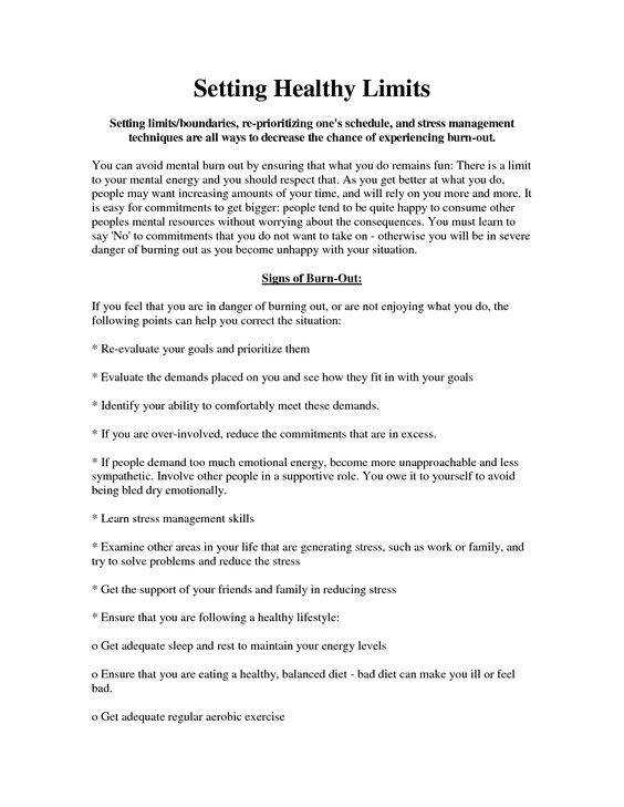 Setting Boundaries Worksheet boundaries healthyrelationships munication Pinterest
