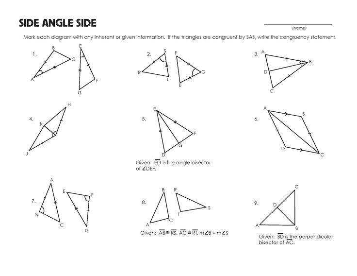 Congruent And Similar Figures Worksheet Worksheet