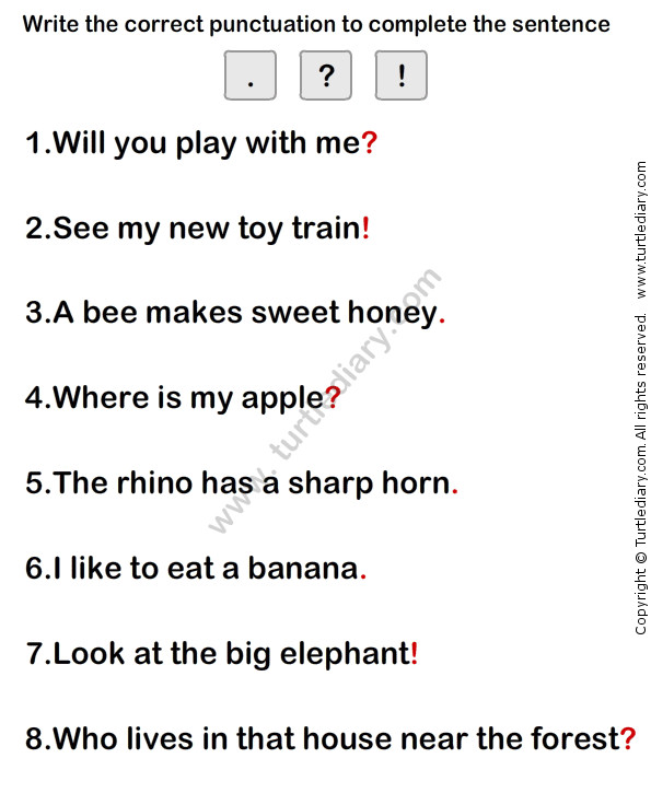 Simple Sentence Worksheet8 esl efl Worksheets grade 1 Worksheets