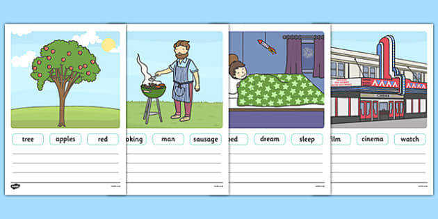 T S 1624 Simple Sentence Worksheets ver 2