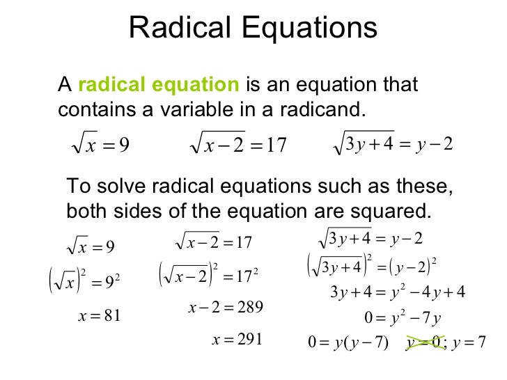 How Simplify Radicals With Exponents Impression How Simplify Radicals With Exponents Simplifying Radical Expressions Rational Equations