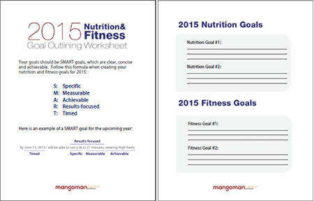 Download your FREE Goal Setting Worksheet