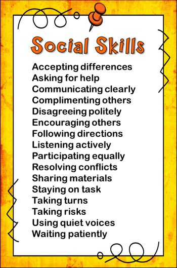 1000 images about Social skills on Pinterest