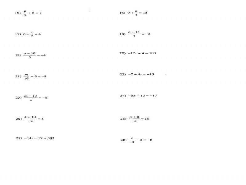 Worksheets Mrs Lays Webpage Pink Systems Ws1 Solving In Ymxb Form