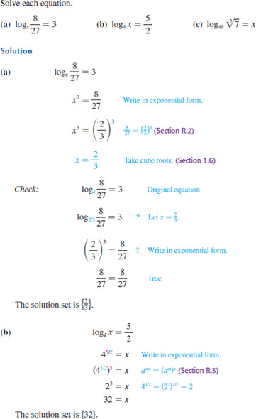 Logarithmic Equations Worksheet pdf with key 27 log questions with answers