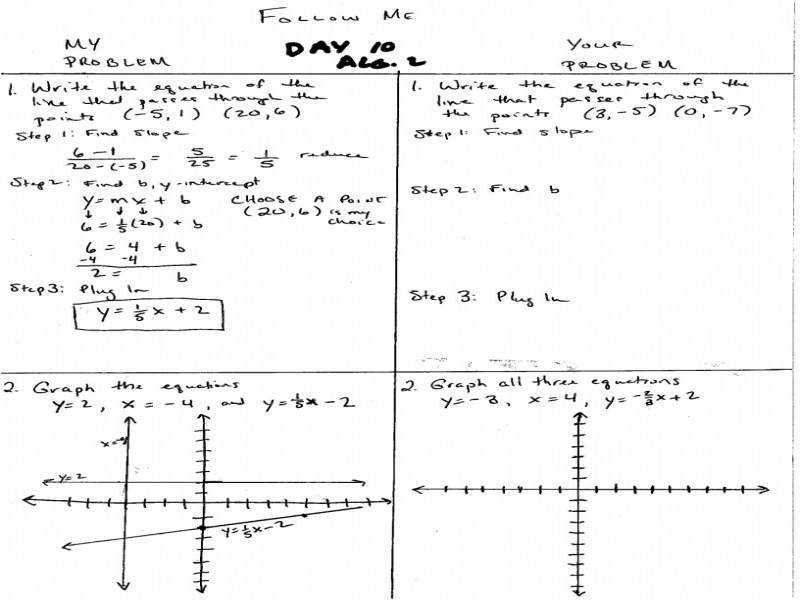 Glencoe Algebra 2 Solving Quadratic Equationsgraphing Answer