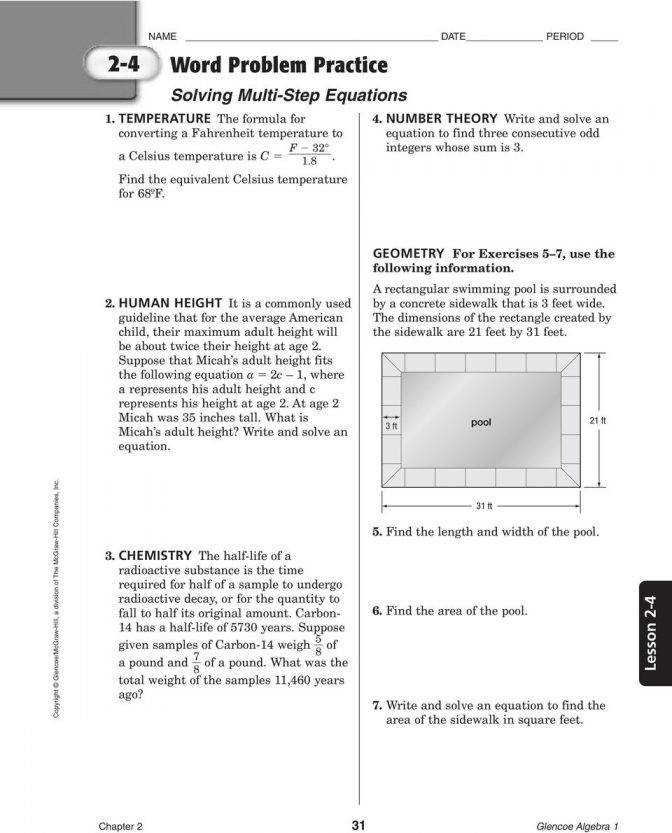 Glencoe Algebra 2 Solving Quadratic Equations By Graphing Answers Math Worksheets Pdf Pa Glencoe Math Worksheets