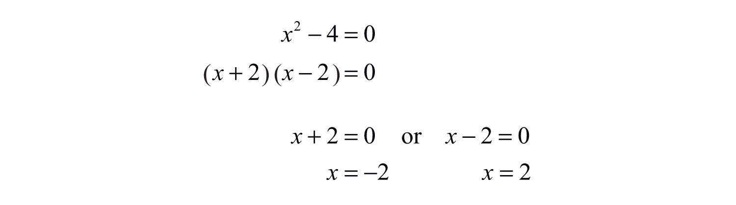 Chapter 9 Solving Quadratic Equations and Graphing Parabolas