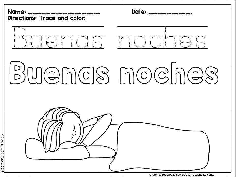 Learn greetings in Spanish for kids