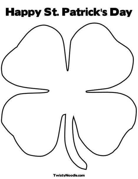 Plain Design St Patricks Day Coloring Pages 27 Printable Saint Patrick Worksheets Activities And