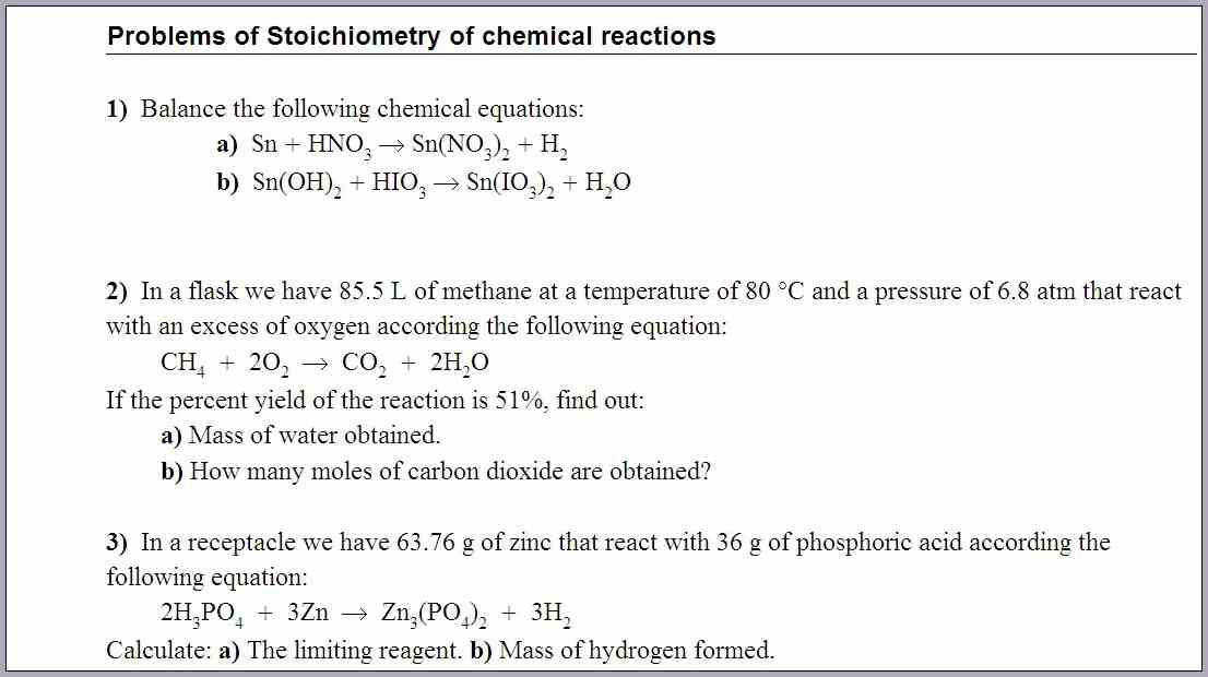 chemistry stoichiometry worksheet ex cq esteq chemistry stoichiometry worksheet