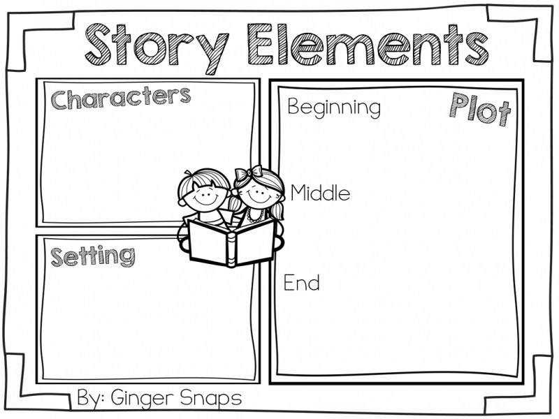 Story Writing Worksheets Guillermotull