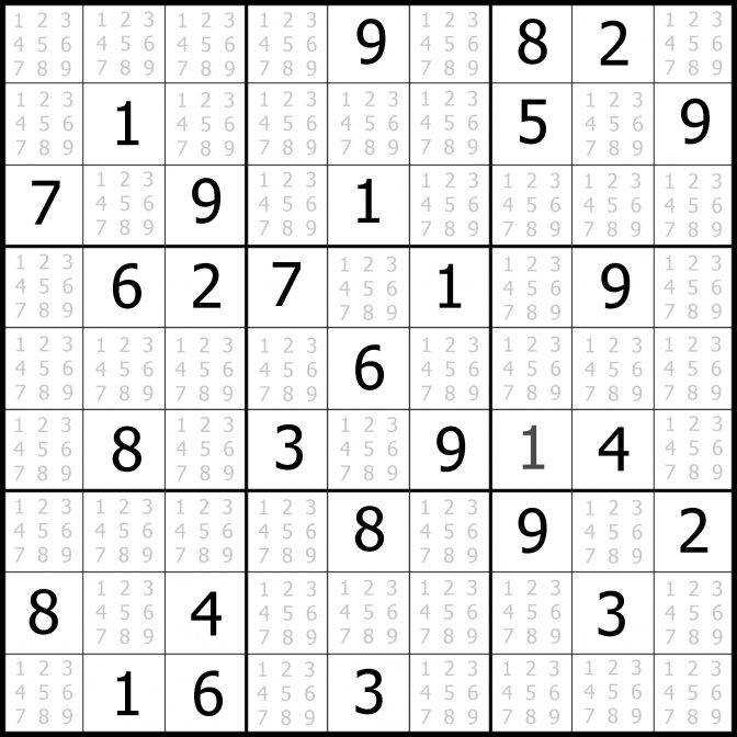 Easy Sudoku Printable Kids Activities Math Worksheets Math Sudoku Worksheets Worksheet Medium