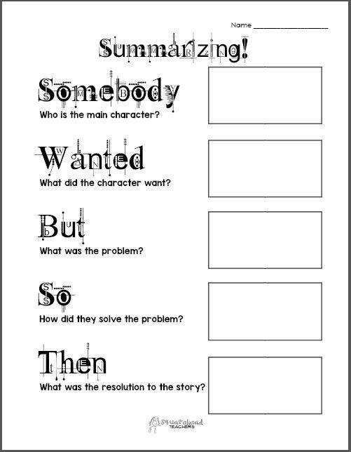 3rd Grade prehension Worksheets