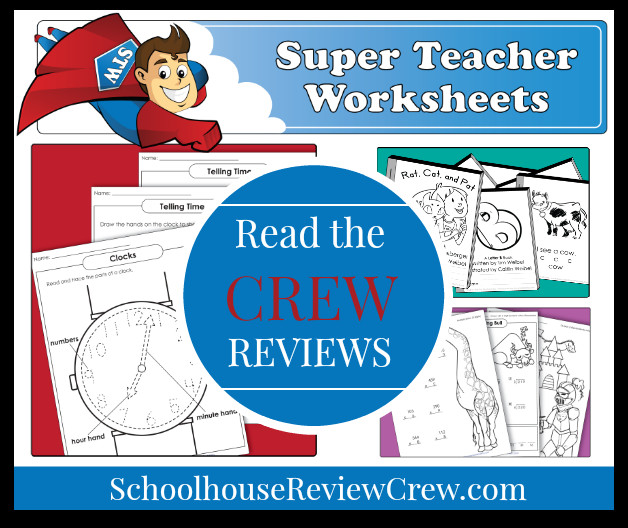 Super Teacher Worksheets Reviews