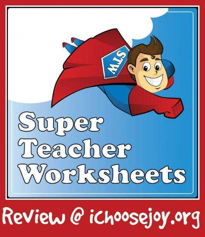 Super Teacher Worksheets review 700x808