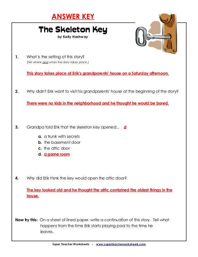 Super Teacher Worksheets 5