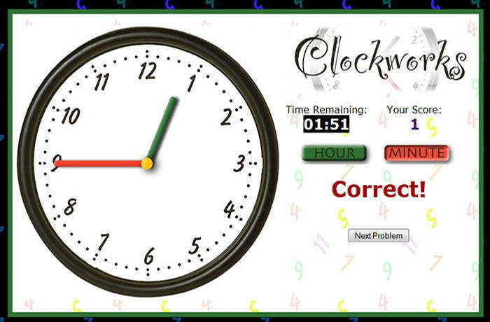 Featured Game Clockworks