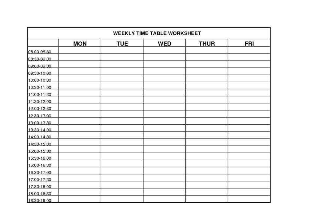 Time Management Template For Students Time Management Schedule Template Time Management Log Template Time Management Sheets
