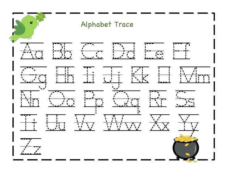 tracing letters worksheets free printable alphabet letter tracing worksheets kindergarten alphabet worksheets trace letter alphabet tracing