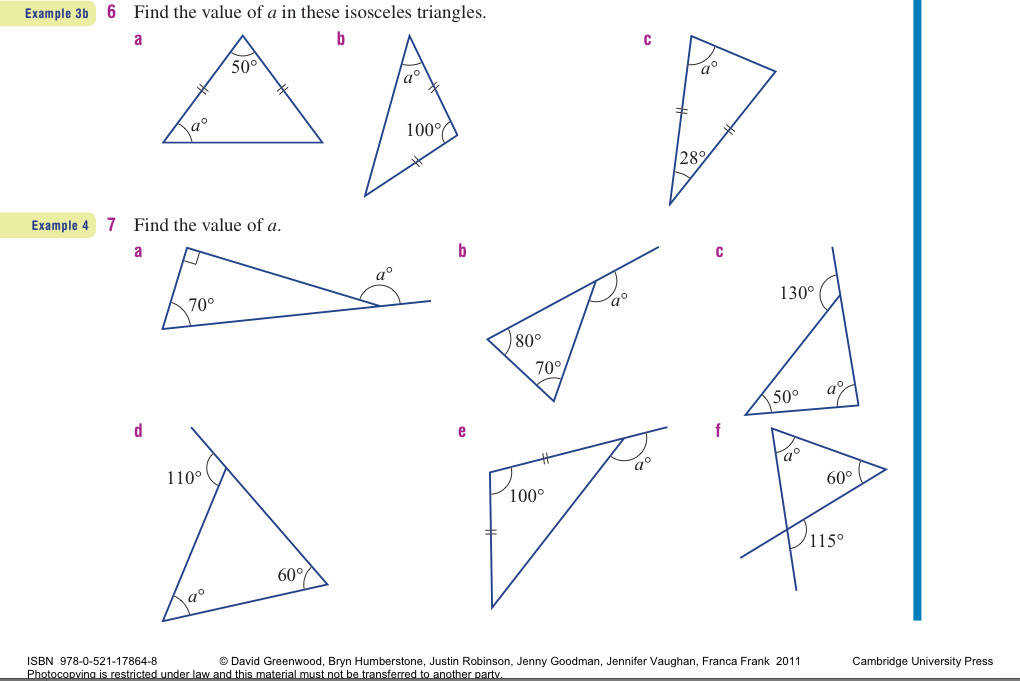Triangles Worksheets · 5th Grade Geometry