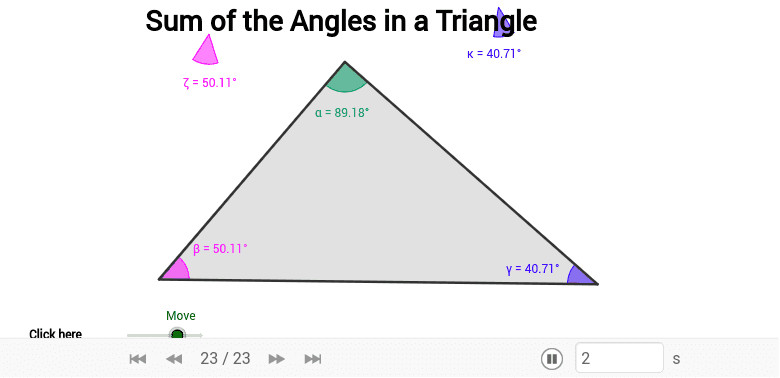 In triangle ABC below angle A = 30 degrees and angle B = 70 degrees What is the measure of angle C Q2 If a triangle is equiangular